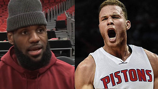 LeBron James Had Some Harsh Words In Response To Blake Griffin's Trade - Video