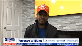WATCH: Terrence Williams GOES NUCLEAR on Obama and Reparations
