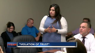 Local woman feels betrayed after asking police for protection