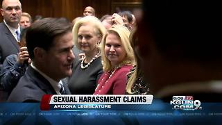 Sexual harassment controversy clouds State of State address - Video