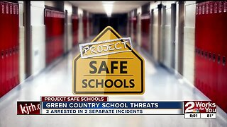 Green Country School Threats
