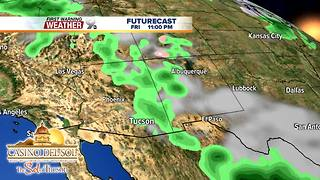 FORECAST: Staying warm into the weekend - Video