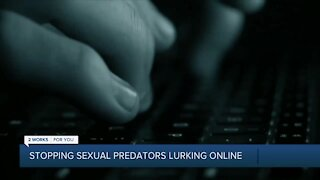 Stopping sexual predators from lurking online
