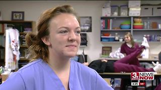 Ralston Medical Academy gives students closer look at medical careers - Video