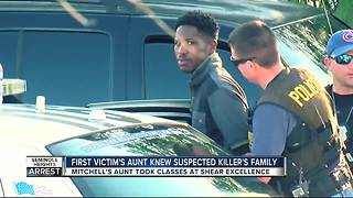 Seminole Heights victim's aunt says she knows accused killer - Video