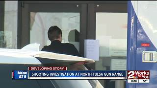 Man commits suicide at North Tulsa shooting range - Video
