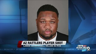 Arizona Rattlers player killed in Phoenix shooting