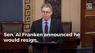 Al Franken's Replacement Might Be Worse Than He Was - Video