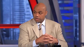 "Watch Charles Barkley Call LeBron James A ""Drama Queen"" On ""Inside The NBA"" - Video"