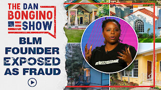 BLM Founder Exposed As A Fraud