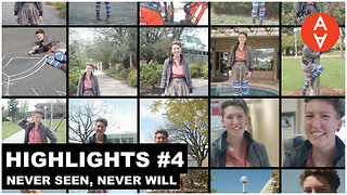 Never Seen, Never Will: Highlights - Video
