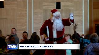 Christmas came early for a special group of students - Video