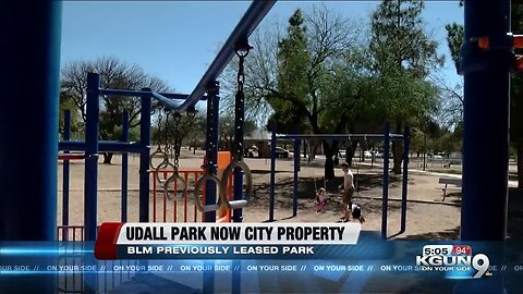 Federal agency transfers ownership of Udall Park to Tucson