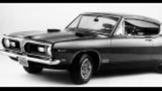 Fast Facts on the Plymouth Barracuda | Alt_Driver - Video