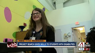 New Shawnee internship gives real-life work experience to students with special needs