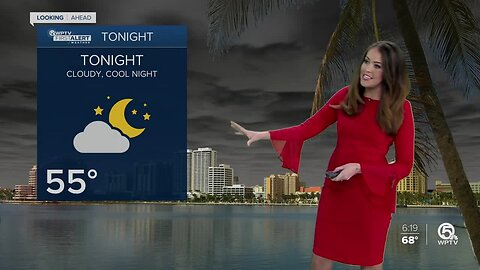 South Florida weather 1/26/20
