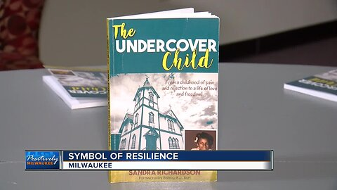 Local author turns life around after traumatic childhood