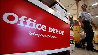 Office Depot To Team Up With Alibaba