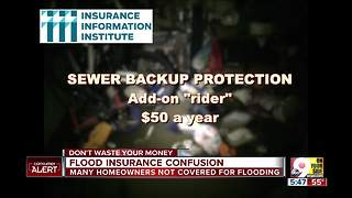 There's cheaper alternative to flood insurance - Video