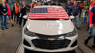 American Q1 Auto Sales Down, But Industry Still Strong