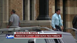 Buffalo Police investigating threat at Hutch Tech High School