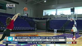 45th Annual City of Palms Classic is underway in Fort Myers -- 8:30am live report