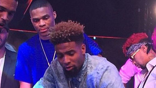 Was OBJ BENCHED for PARTYING with Russell Westbrook Before Game Against the Dallas Cowboys?!? - Video