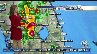 South Florida forecast 8/12/17 - 7am report - Video
