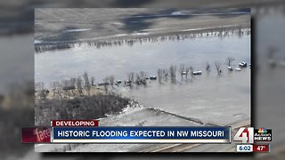 Missouri expecting near-record flood levels this weekend