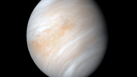 Gas on Venus could lead to signs of life