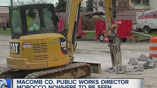 Massive sinkhole raises questions in Macomb County - Video