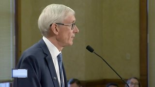 Evers will ask Walker to veto lame-duck bills - Video