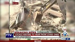 Local woman family okay in Mexico after earthquake on anniversary of '85 quake - Video