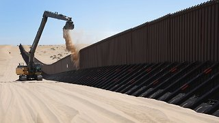 Report: Trump Wants Military Funding Used On Border Wall - Video
