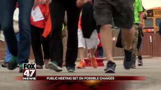 Downstate public meeting set to discuss proposed changes to Labor Day Bridge Walk - Video