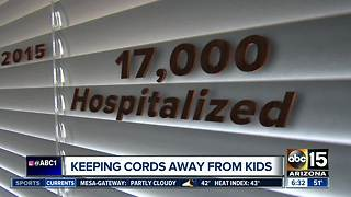Corded blinds remain a deadly danger for kids in United States - Video