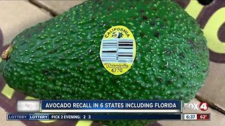 California grower recalls avocados sold in Florida over possible listeria