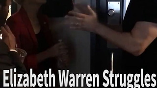 Elizabeth Warren Struggles To Answer Question About Her Wealth
