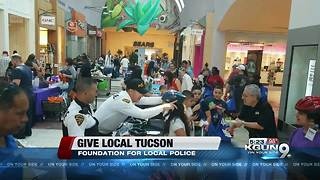 Southern Arizona Law Enforcement Foundation expands to serve more - Video