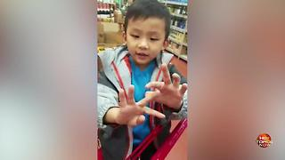 4-year-old Anson Wong explains the body's immune system | Hot Topics - Video