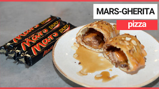 Takeaway launches deep fried Mars Bar pizza