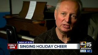 The Phoenix boy's choir prepares for their big Christmas shows - Video