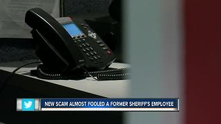 Hernando County Sheriff's Office warns about automated telephone call, voicemail scam - Video