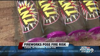 June 24 marks day you can legally start using fireworks in Arizona