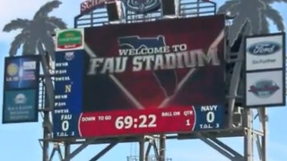 FAU gearing up for first game with new coach - Video