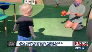 CRCC helping special needs kids, families during the pandemic