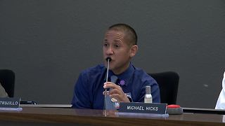 SUperintendent Trujillo speaks about TUSD Code of Conduct app - Video