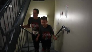 National Take The Stairs Day