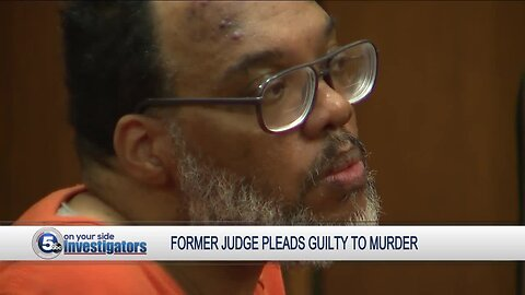 Lance Mason, former Cuyahoga County judge, pleads guilty to murder of ex-wife Aisha Fraser