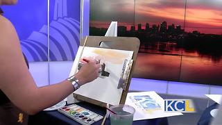 ART WITH ARI: Zen painting exercises - Video
